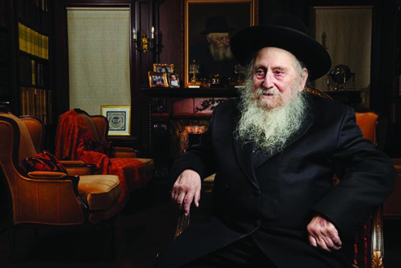 7 Opperrabbijn Dovid Moshe Lieberman